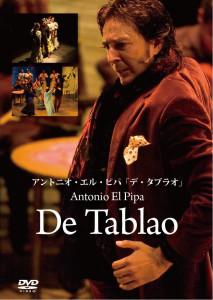 DVD アントニオ・デル・ピパ「デ・タブラオ」