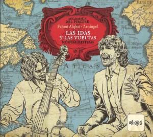 CDフラメンコとバロック音楽との対話『スペイン 音楽大航海記』ラス・イダス・ラスブエルタス