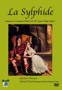 DVD パリ・オペラ座バレエ「ラ・シルフィード」(1972年ラコット版)