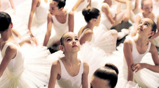 DVD「未来のエトワールたち パリ・オペラ座バレエ学校の1年間」